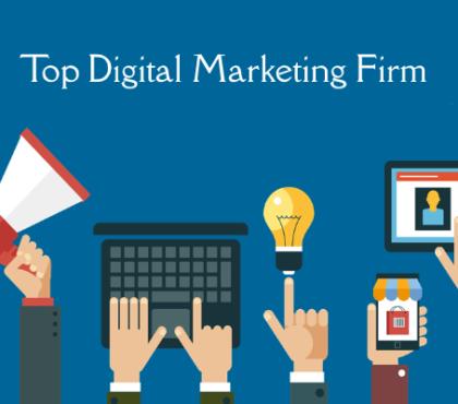 Top Digital Marketing Firm
