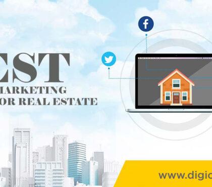 Best digital marketing agency for real estate