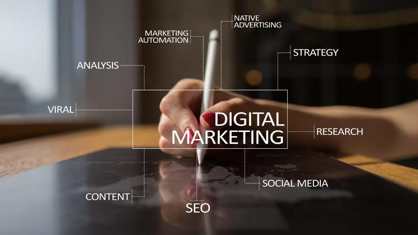 The New Era of Digital Marketing 2021