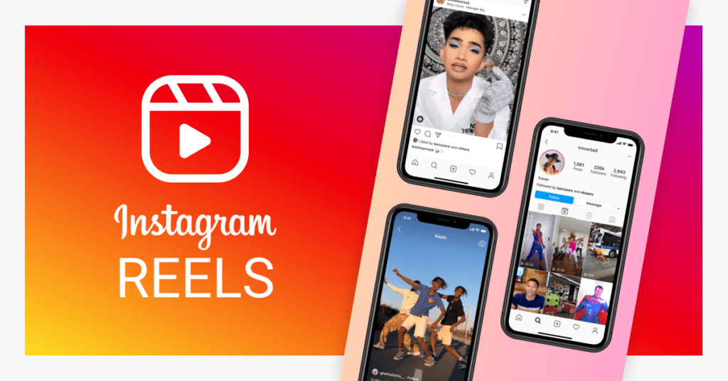 how Instagram Reels are beneficial for businesses