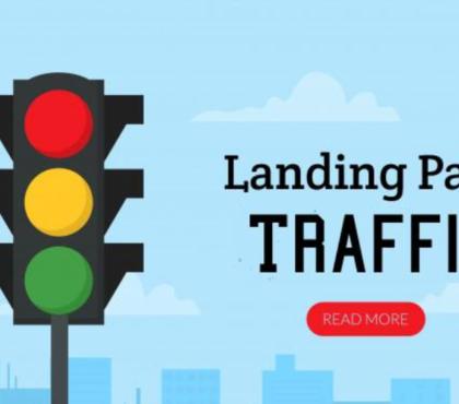 Landing Page Traffic