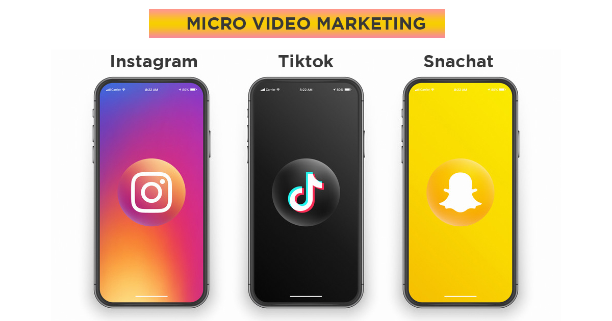 Micro Video-Marketing