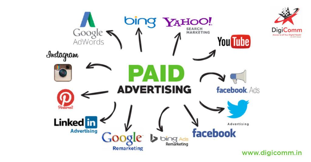 Paid Digital Marketing